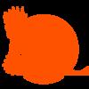 Powerhouse Logo Orange without Text